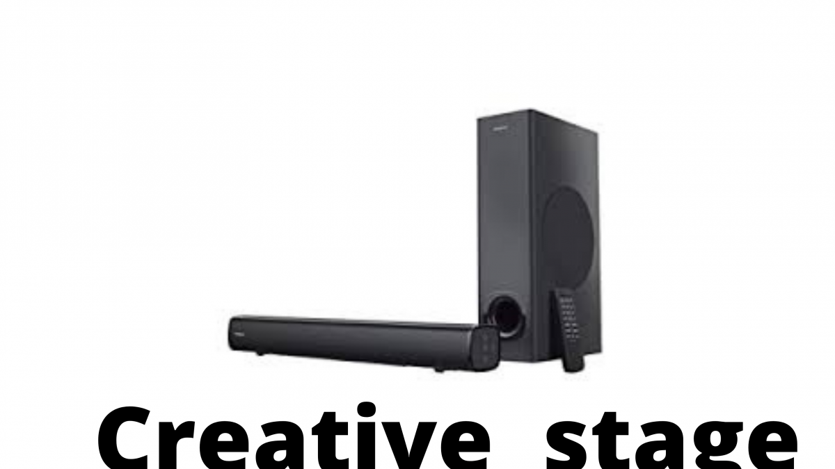 CREATIVE STAGE V2 SOUNDBAR